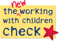 New Working with Children Checks