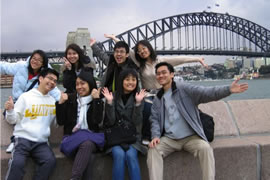 Australia is 3rd preferred study destination for Chinese students